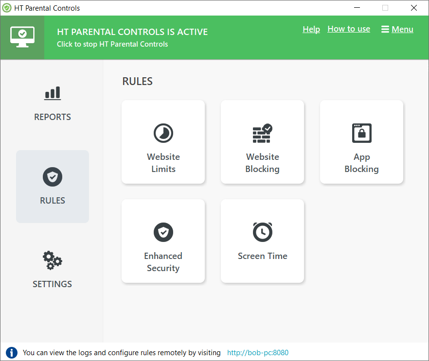 See more of HT Parental Controls