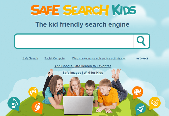 Home - Safe Search Kids