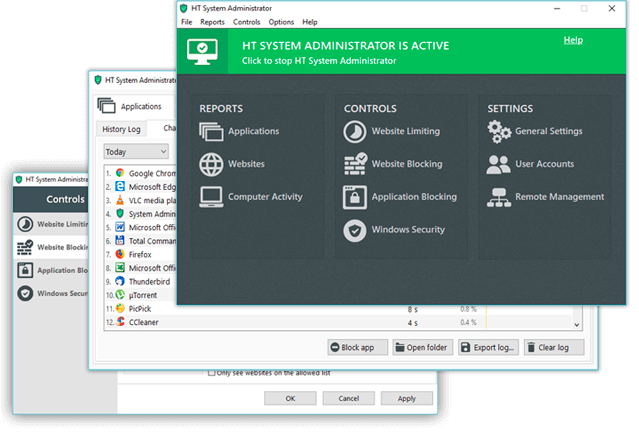 HT System Administrator 15 4 1 | The latest official version