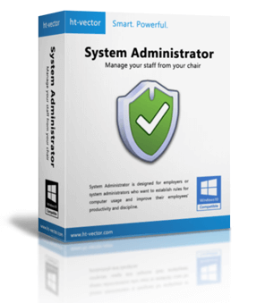 HT System Administrator box
